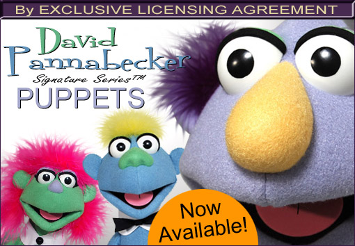 Pannabecker Signature Series™ Puppets