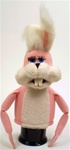 Pink Rabbit Puppet
