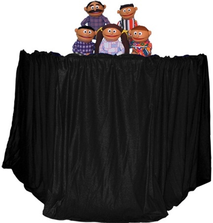 Porta Stage Puppet Stage Perfect For Puppet Ministry
