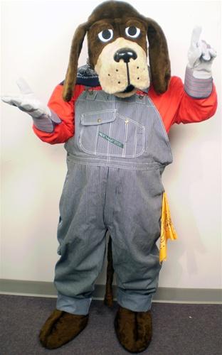 rovercomer puppet costume