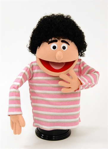 Female Hand Puppet A Professional Puppet For Your