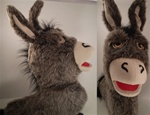 puppet productions donkey