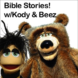 CD, Bible Stories w/ Kody and Beez
