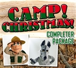 Camp! Christmas! Completer Package