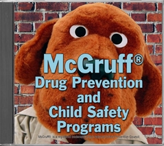 CD, McGruff® Drug Prevention and Child Safety Programs